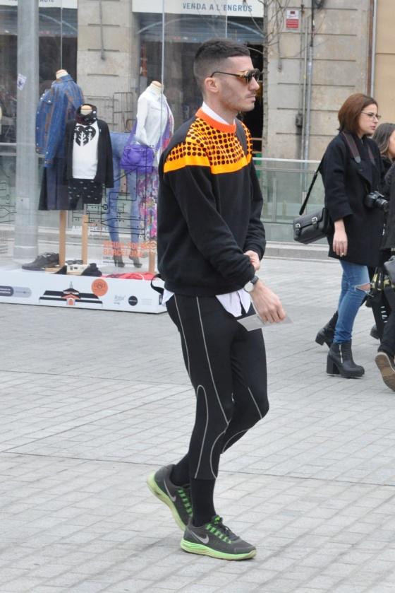 Made in Barcelona, 080 Barcelona Fashion, Winter edition, part 1, 2014, Street Style, Mercat del Born, men trend, Open Area, fashion bloggers, PimPamMate
