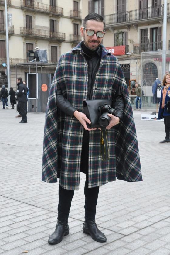 Made in Barcelona, 080 Barcelona Fashion, Winter edition, part 2, 2014, Street Style, Mercat del Born, men trend, Open Area, fashion bloggers, PimPamMate