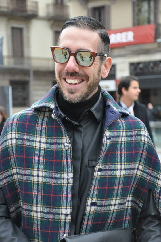Made in Barcelona, 080 Barcelona Fashion, Winter edition, part 2, 2014, Street Style, Mercat del Born, men trend, Open Area, fashion bloggers, PimPamMate